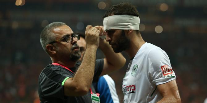 Konyaspor'da kulüp doktoru değişiyor