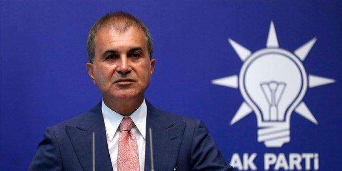 AK Parti Sözcüsü Çelik'ten Adana'daki orman yangınıyla ilgili açıklama