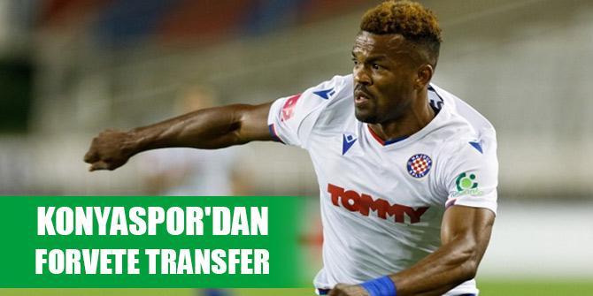 Konyaspor'dan forvete transfer