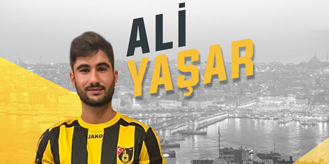 Ali Yaşar İstanbulspor'da