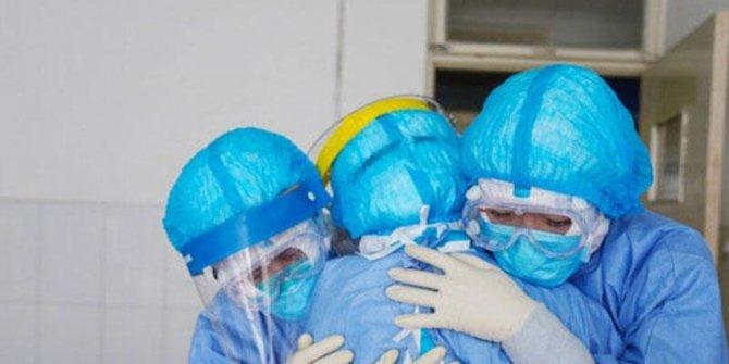 Dünya genelinde Kovid-19'dan iyileşenlerin sayısı 17 milyonu geçti