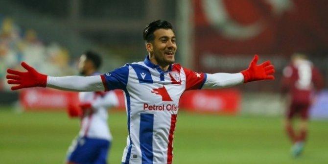 Beşiktaş, Altınordu'dan Atakan Üner'i kadrosuna kattı
