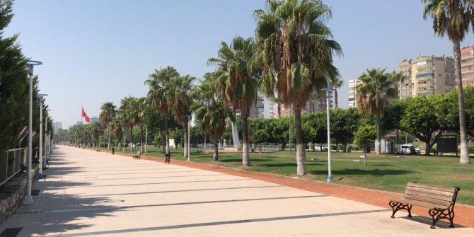 Doğu Akdeniz'de sıcak hava bunaltıyor
