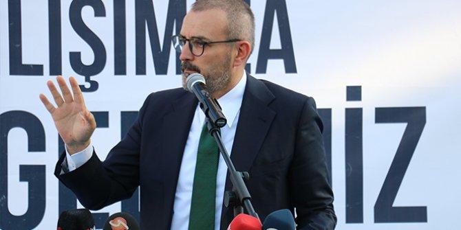 """AK Parti Genel Başkan Yardımcısı Ünal: """"Salgın döneminde Amerika ve Avrupa perişan oldu'"""