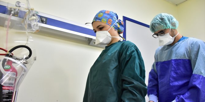Acil Tıp Asistanı Doktor Tanrıkulu: Bizim için gerçekten bir psikolojik savaş