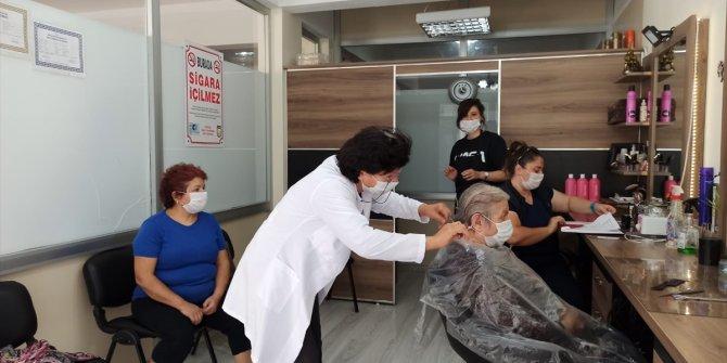 Seydişehir'de zabıta ekiplerinden Kovid-19 denetimi