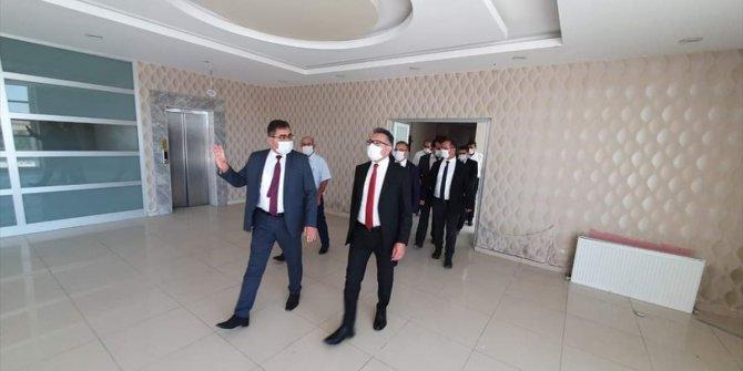 SÜ Rektörü Metin Aksoy'dan Ilgın'a ziyaret