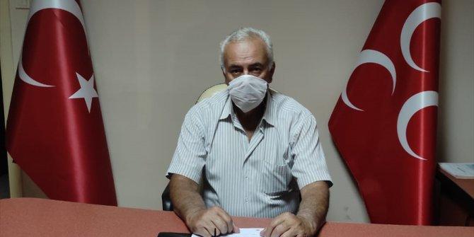 """MHP Beyşehir İlçe Başkanı Parla: """"Hedefimiz Beyşehir'de birinci parti olmak"""""""