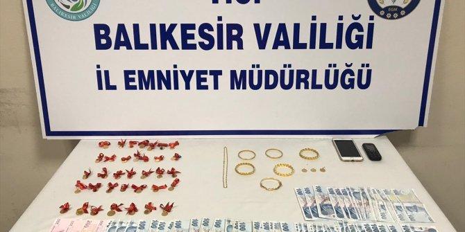 Balıkesir'de FETÖ bahanesiyle dolandırıcılık şüphelisi yakalandı