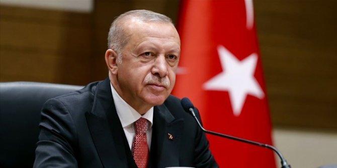 Başkan Erdoğan'dan peş peşe görüşmeler!