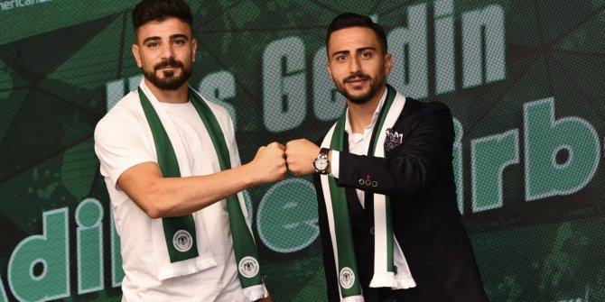 Adil Demirbağ resmen Konyaspor'da!