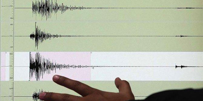 Ereğli'de 3,8 büyüklüğünde deprem