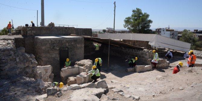 8 bin yıllık Amida Höyük'te, M.Ö. 11 bininci yılların izleri aranıyor