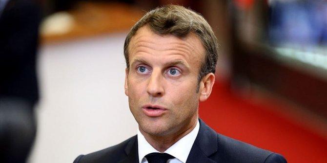 Macron'a şok! O isim görevini bıraktı