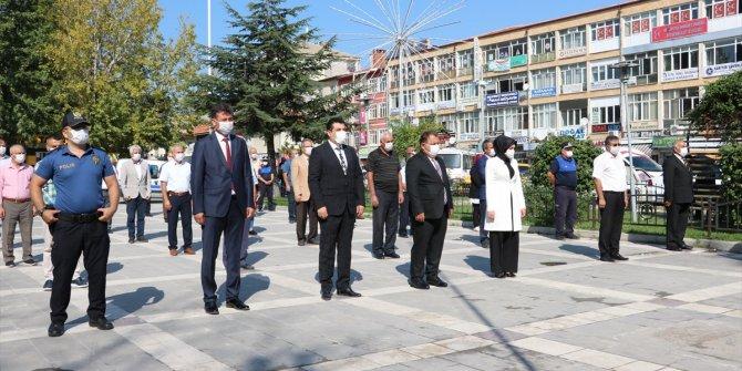 Beyşehir'de ilköğretim haftası kutlaması