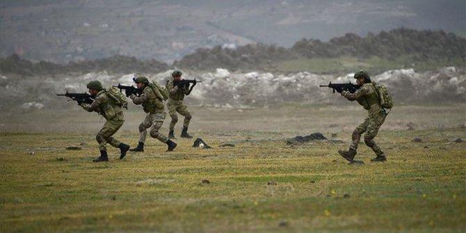 Turkey neutralizes 11 YPG/PKK terrorists in N.Syria
