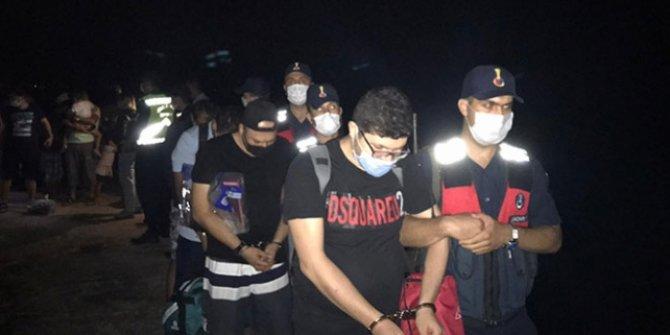 FETÖ şüphelisi 9 kişi yurt dışına kaçmaya çalışırken yakalandı