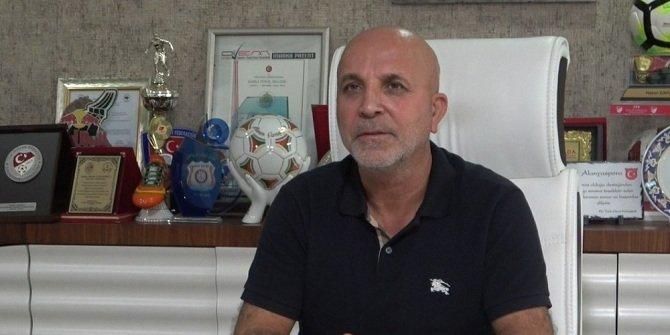 """Hasan Çavuşoğlu: """"UEFA Avrupa Ligi'ndeki amacımız gruplara kalmak"""""""