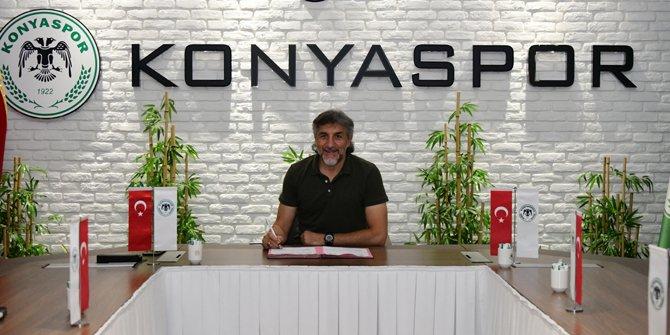 Konyaspor'da Adnan Erkal'a yeni görev