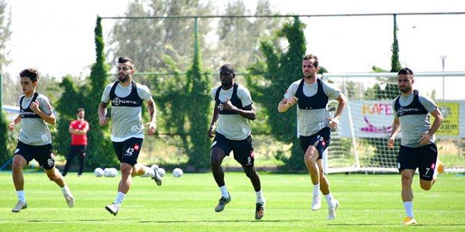 Konyaspor, sezonun ilk maçı için hazırlıklarını sürdürüyor