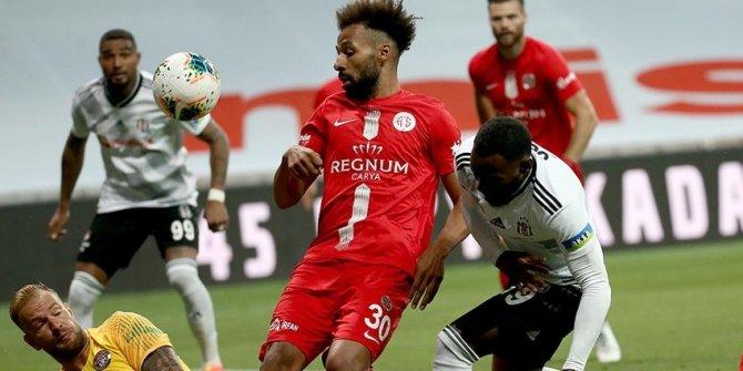 Beşiktaş ile Antalyaspor 49. randevuda