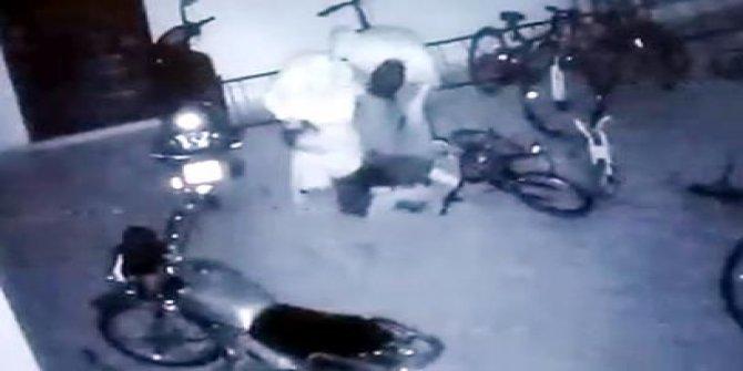 Gaziantep'te bir çift, garajda komşularının çocuğunu dövdü