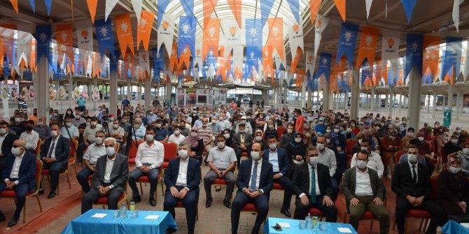 AK Parti Ilgın İlçe Kongresi yapıldı