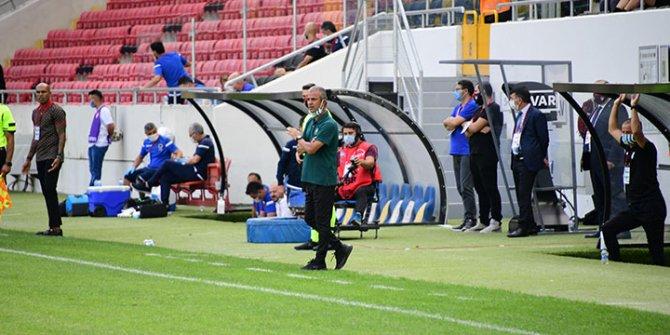 İsmail Kartal: Daha başarılı bir Konyaspor izlettirmek istiyoruz