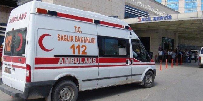 İnşaat işçileri elektrik akımına kapıldı: 1 ölü, 1 yaralı