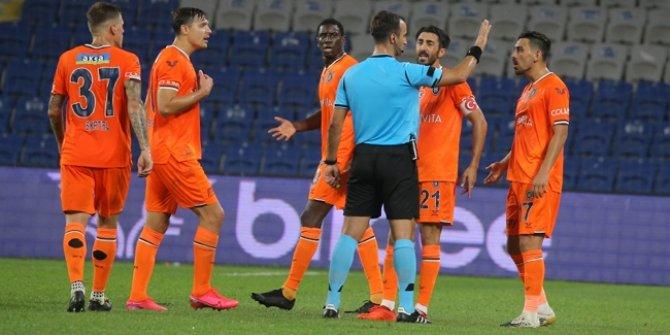 Medipol Başakşehir 16 maç sonra evinde kayıp