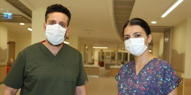"""""""Lütfen beni entübe edin diyen hastam oldu"""""""