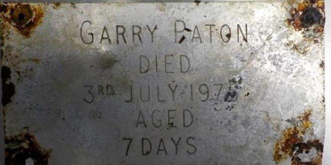 Annenin 45 yıl önce ölen bebeğinin mezarı boş çıktı