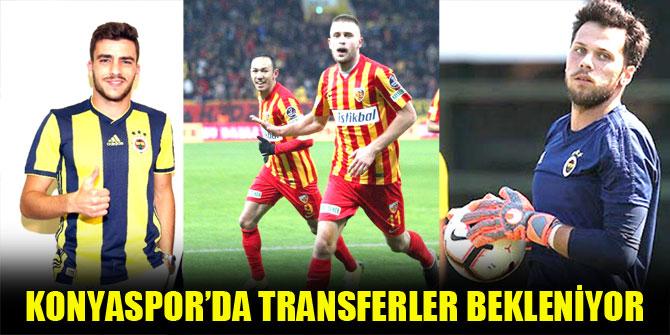 Konyaspor'da transferler bekleniyor