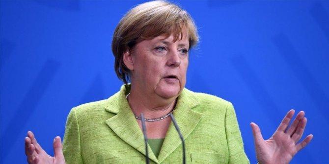 Angela Merkel'den BM'de reform çağrısı