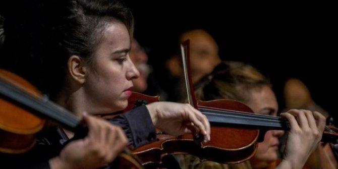 Uluslararası Konya Mistik Müzik Festivali başladı