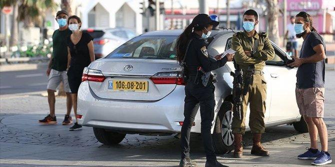 Karantinaya rağmen İsrail'de Kovid-19 salgınında günlük vaka sayısı rekor kırdı