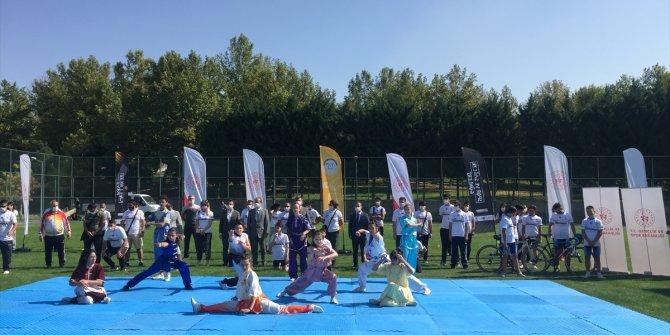 Konya'da Avrupa Spor Haftası etkinlikleri başladı