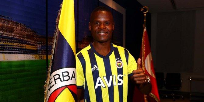 Fenerbahçe, Samatta'yı resmen kadrosuna kattı