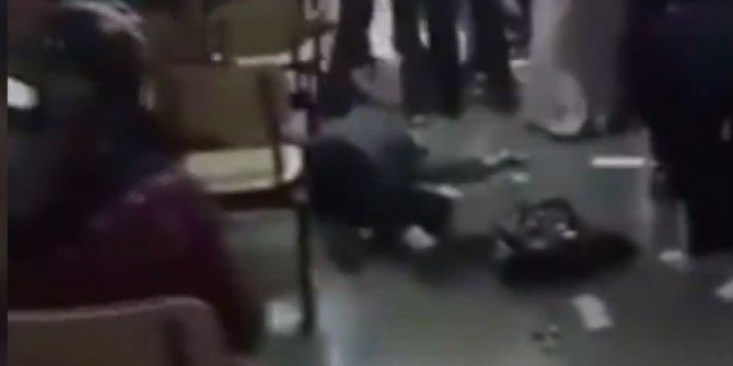Çapa'da maske tartışmasında dövülen sağlık çalışanı ameliyata alındı