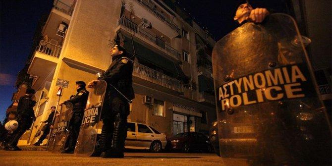 Yunanistan'da terör örgütü DHKP-C yanlıları polisle çatıştı! Gözaltılar var