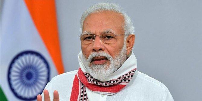 Hindistan'dan aşı üretiminde tüm insanlığa yardım sözü