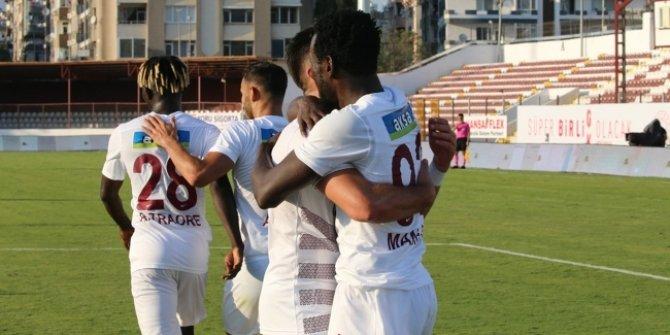 Hatayspor İstanbul takımlarına karşı yenilmedi