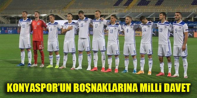 Konyaspor'un Boşnaklarına milli davet