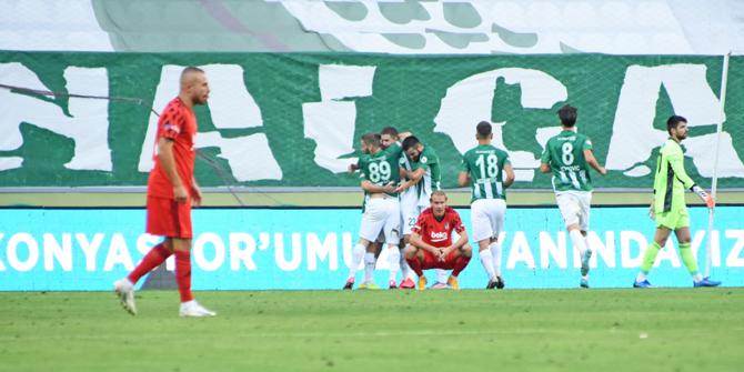 Konyaspor'dan Beşiktaş'a ilk kez farklı tarife