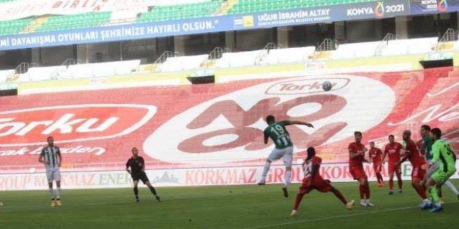 Konyaspor'dan top toplayıcı gence ödül