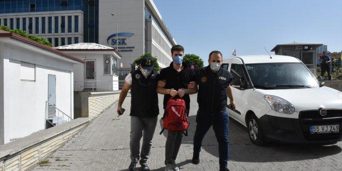 """Samsun merkezli 10 ilde FETÖ'nün """"mahrem askeri yapılanması""""na operasyon: 7 gözaltı"""