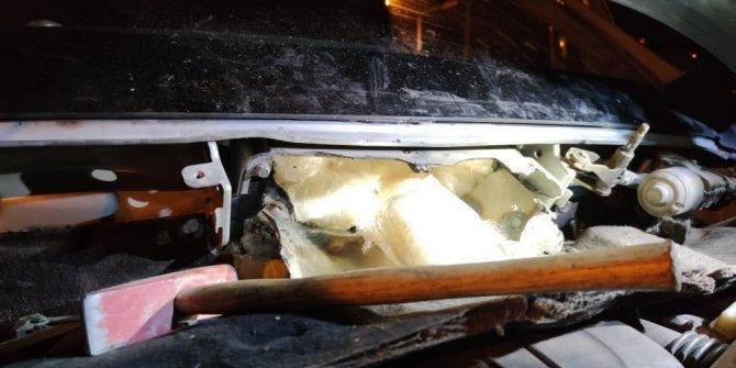 Van'da 15 kilo 370 gram uyuşturucu ele geçirildi