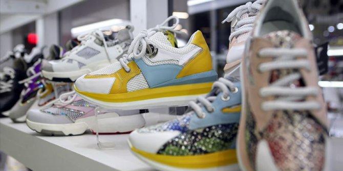 Ayakkabı sektörünün ilk fiziksel fuarı AYMOD başladı