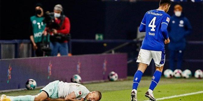 Ozan Kabak'a 5 maç ceza
