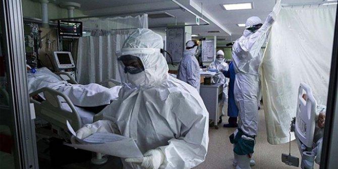 Türkiye'de hasta sayısı son 1 ayın en düşüğünde